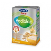 Pedialac papilla 8 cereales - hero baby (500 g)
