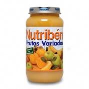 Nutriben postre de 6 frutas (potito grandote 250 g)