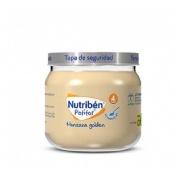Nutriben potito inicio a la fruta - manzana golden (1 envase 120 g)