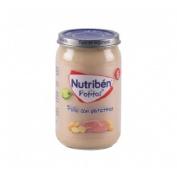 Nutriben pollo con patatitas (potito 235 g)