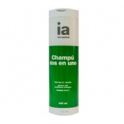 Interapothek champu 2 en 1 (400 ml)