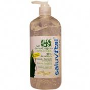Saluvital gel dermatologico aloe vera (525 ml)