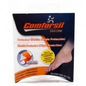 Juanetes protector triple - comforsil silicona tejido elastico (ambos pies t - sp 2 u)