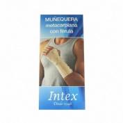 Muñequera metacarpiana - intex ferula (contorno 21-24 izda t- gde)