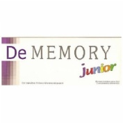 Dememory junior (20 viales)