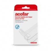 Acofar banda tejido sin tejer - aposito adhesivo (75 x 8 cm)