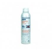 fotoprotector isdin transparente sprey wet skin 50+