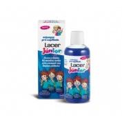 Enjuague pre cepillado lacer junior (500 ml)