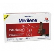 Meritene vitachoco (30 tabletas 5 g chocolate negro)