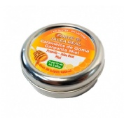 Forte jalea real caramelos goma garganta (miel 45 g)