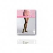 Panty comp ligera - farmalastic 40 den (negro t- egde)