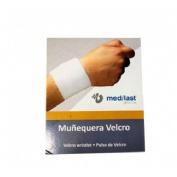Muñequera - medilast velcro (beige t- med)