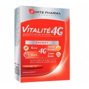 Forte Pharma Vitalite 4G Energy 10 unidosis 10 ml