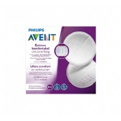 Discos absorbentes - philips avent (60 discos)