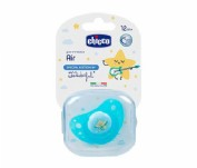Chupete silicona - chicco mr wonderful physio air (+ 12 m)