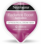 Neutrogena radiance boost express facial - cream-mask iluminadora (10 ml)