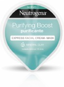 Neutrogena purifying boost hydrogel recovery - mask purificante/detox (30 ml)