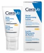 Cerave locion hidratante de rostro spf 25 (52 ml)