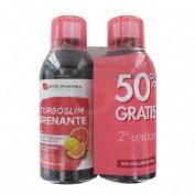 Pack Turboslim Drenante sabor Cítricos 2 unidades de 500 ml