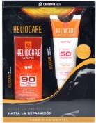 Pack Heliocare Ultra SPF90 Gel 50ml + Heliocare SPF50 Spray 75ml