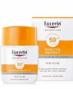 Eucerin Sun Fluido Sensitive Protect Spf 50+