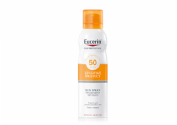 Eucerin Sun Spray Transp Dryt Sensitive Protect Spf50+ 200 Ml