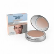 FOTOPROTECTOR ISDIN COMPACT SPF 50 MAQUILLAJE OIL-FREE (ARENA 10 G)