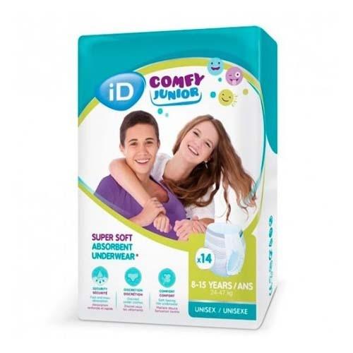 Junior pants - id comfy (8-15 años 14 u)