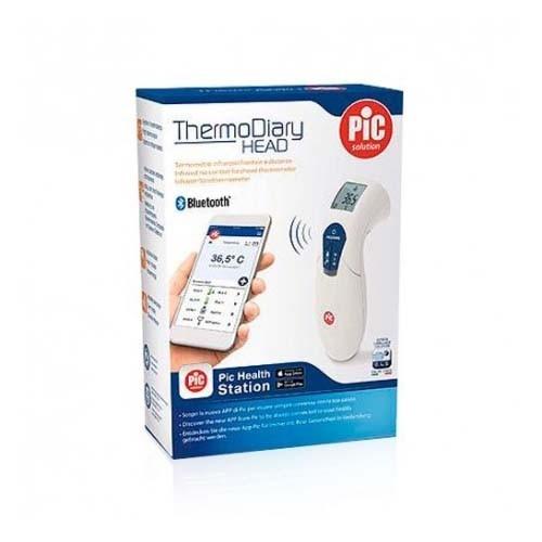 Termometro infrarrojos frontal - pic thermodiary head (sin contacto)