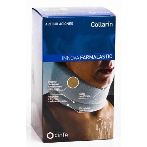 Collarin cervical - innova farmalastic (niño t- u)