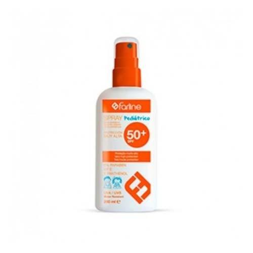 Farline solar spf 50+spray protector pediatrico (1 envase 200 ml)