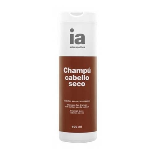 Interapothek champu c seco (400 ml)