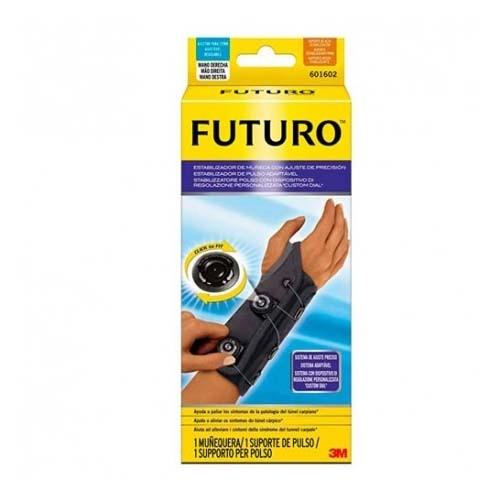 Muñequera estabilizador de muñeca - 3m futuro con ajuste de presion mano (dcha)