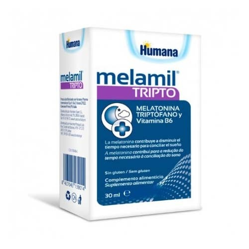 Melamil tripto gotas (30 ml)