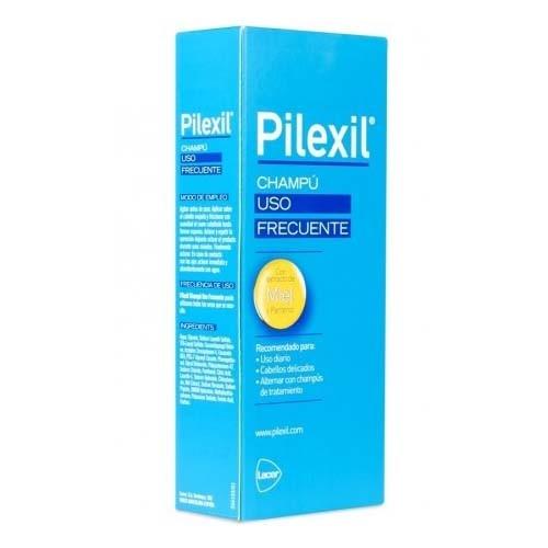 Pilexil champu uso frecuente (500 ml)