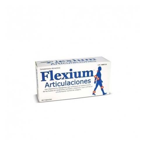 Flexium articulaciones (60 capsulas)