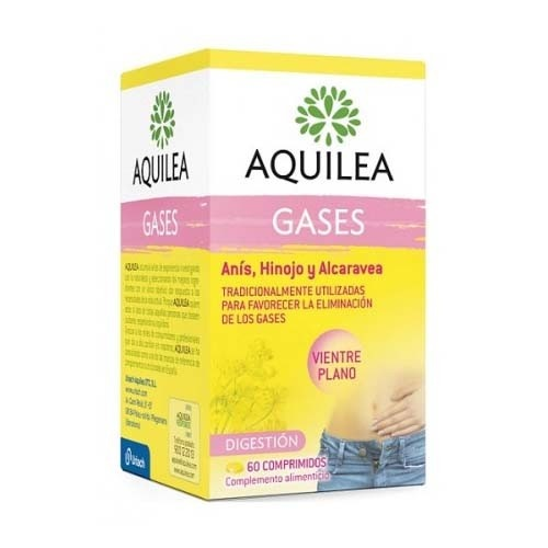 AQUILEA GASES (60 COMP)