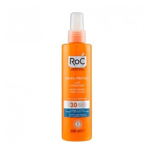 Roc soleil protect locion spf 30 - hidratante spray (200 ml)