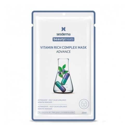 Beautytreats vitamin rich complex mask mascara con complejo - sesderma (25 ml)