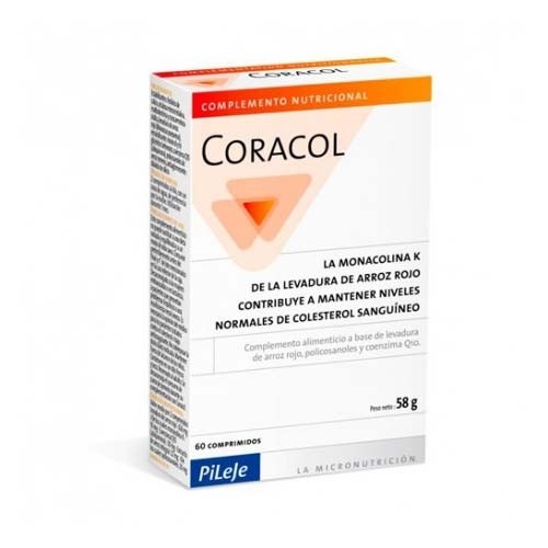 Coracol (60 comprimidos)