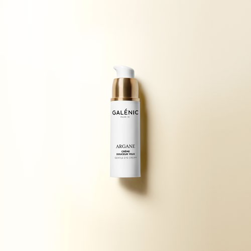 Galenic argane crema delicada ojos (1 envase 15 ml)