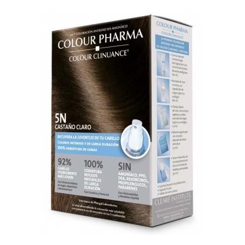 Clinuance colour pharma (tono 5n castaño claro)