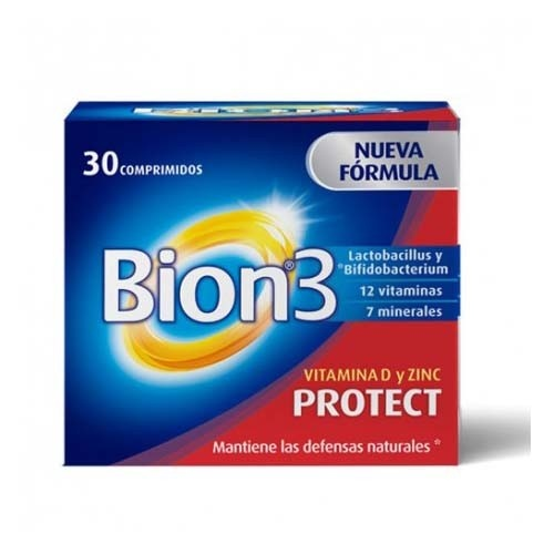 Bion3 protect (30 comprimidos)