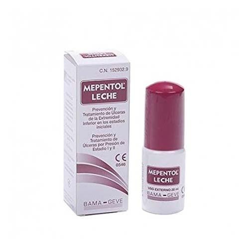 Mepentol leche (20 ml)