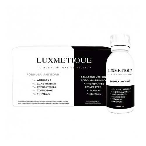 Luxmetique formula antiedad (15 viales x 30 ml)