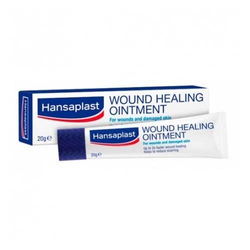 Hansaplast pomada para curar heridas (20 g)