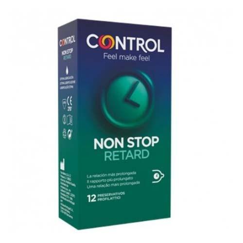 Control adapta retard - preservativos (12 u)