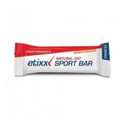 Etixx sweet & salty oat bar (12 barritas)