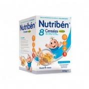 Papilla nutriben 8 cereales digest (600 g)