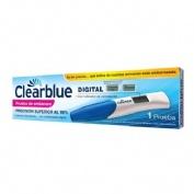 Clearblue prueba digital test de embarazo - indicador de semanas (1 prueba)